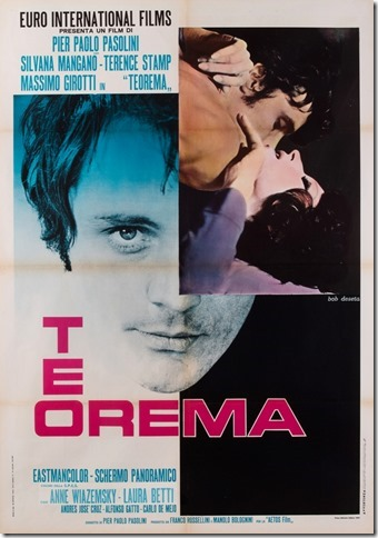 """Teorema"". Manifesto"