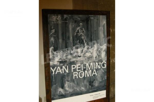 "Yan Pei-Ming - ""Roma"""