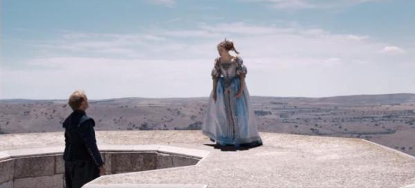 """Castel del Monte set del film """"Il racconto dei racconti"""" di Matteo Garrone"""