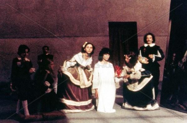 """""""Calderòn """" (1981), film,  di Giorgio Pressburger"""