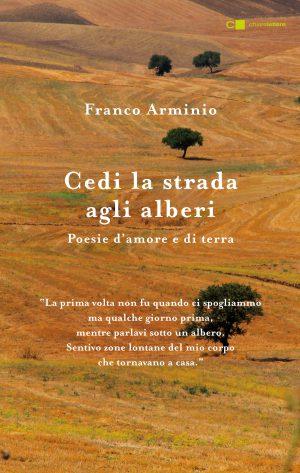 """""""Cedi la strada agli alberi"""" di Franco Armoni. Copertina"""