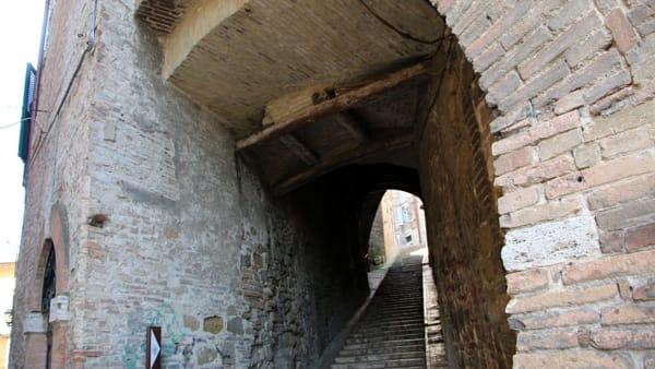 Perugia. La casa natale di Sandro Penna e la targa mancante