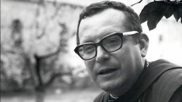 Dom Giovanni Franzoni negli anni Sessanta