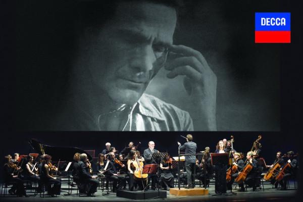 """""""Tra la carne e il cielo"""", concerto di Azio Corghi. Pordenone, 2 novembre 2015"""