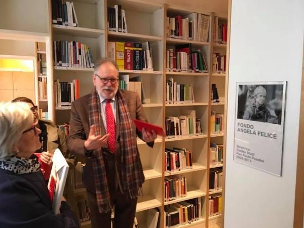 Intitolazione fondo librario Angela Felice 12-05-2019 (6)