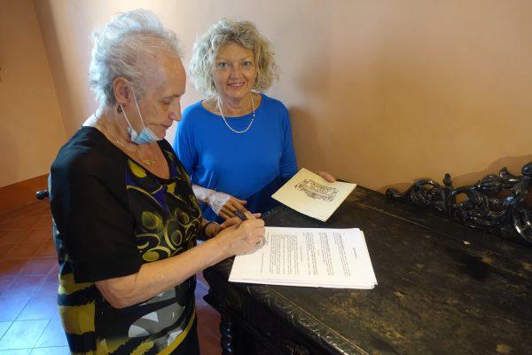 Preziosa donazione del Fogolar Furlan di Milano al Centro Studi Pasolini