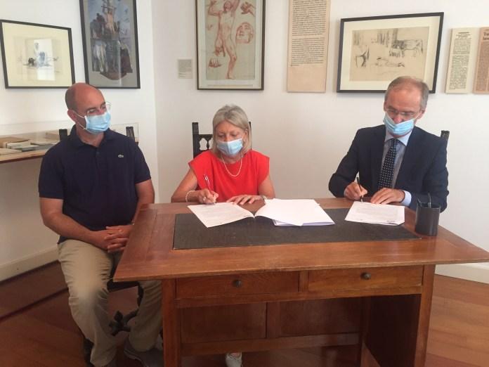Siglata un'importante convenzione tra Centro Studi Pier Paolo Pasolini e Fondazione Friuli