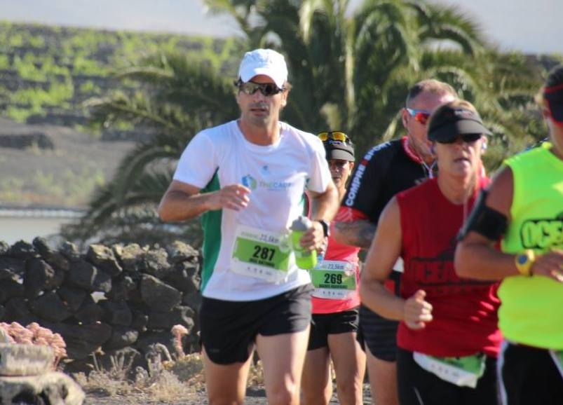 Wine Run the CACT team Lanzarote 2017