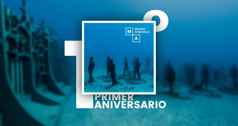 Primer Aniversario Museo atlántico