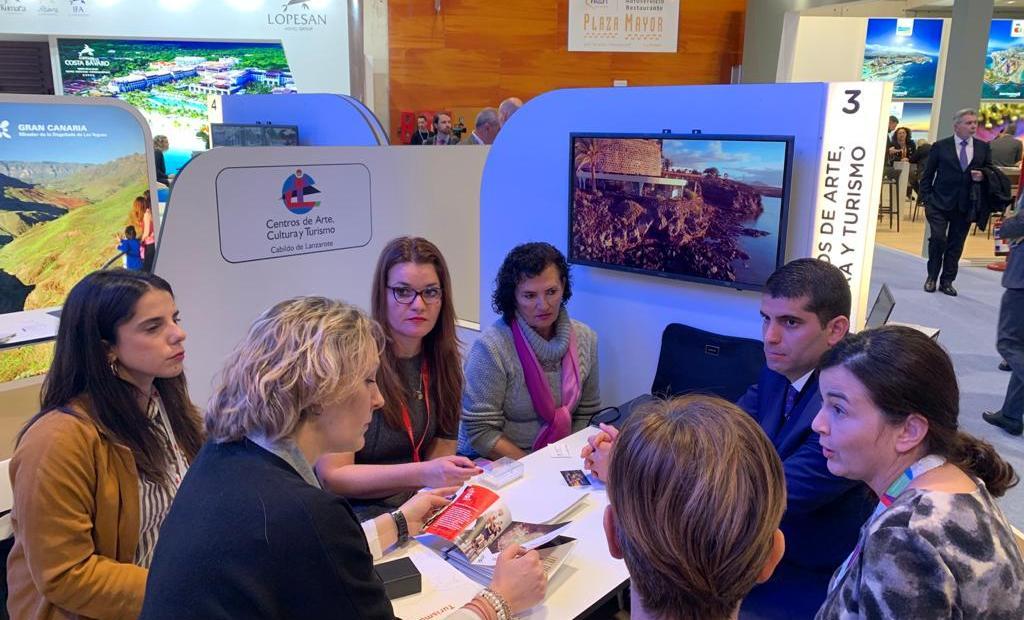 Acuerdo de Centros Lanzarote con TUI GROUP