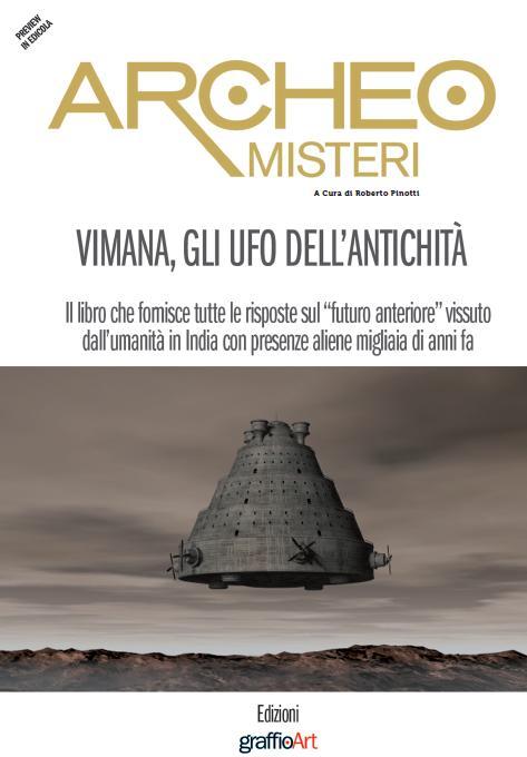 Roberto Pinotti - Vimana: gli UFO dell'antichità