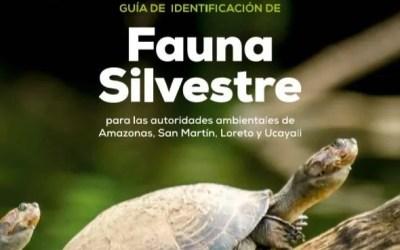 Guía de identificación de fauna silvestre