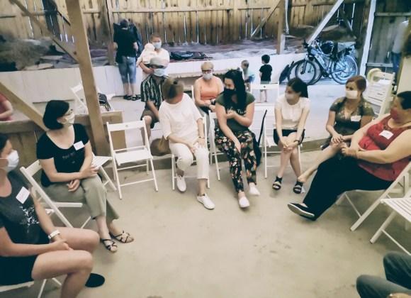 Lokalne spotkanie z wolontariatem – Osmola, 19.06.2020