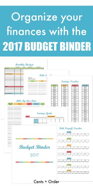 how to do a budget worksheet