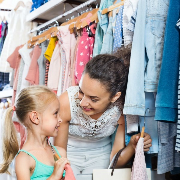 The Secret Trick to Save Money on Kid's Clothes