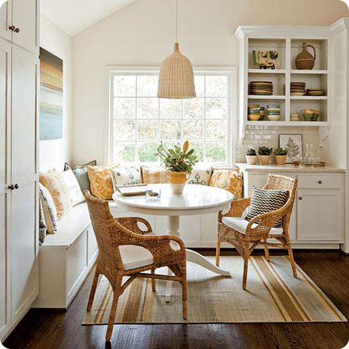 Southern Living Kitchen Nook Hookedonhouses