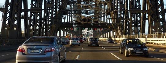 driving in australia