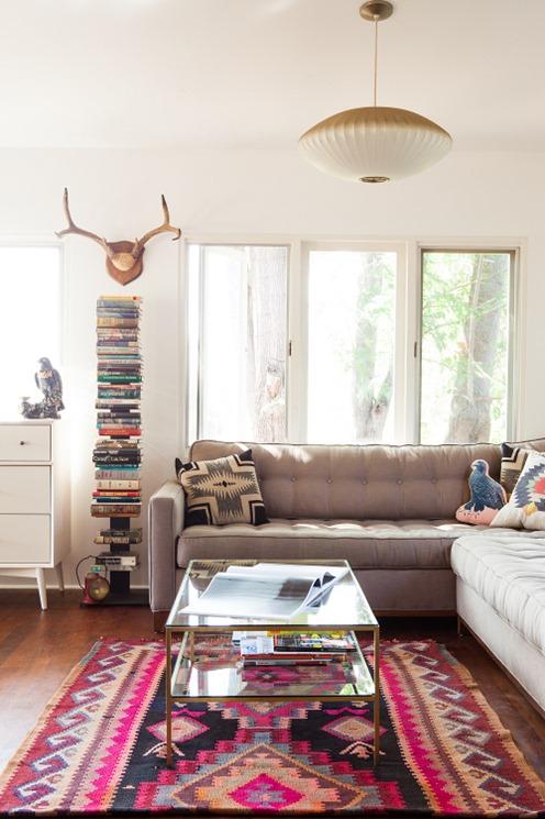 southwest style interior