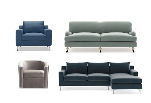 interior define sofas