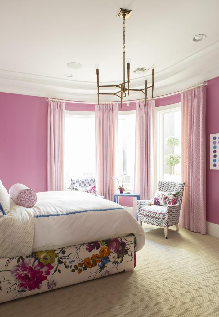pink bedroom caitlin wilson