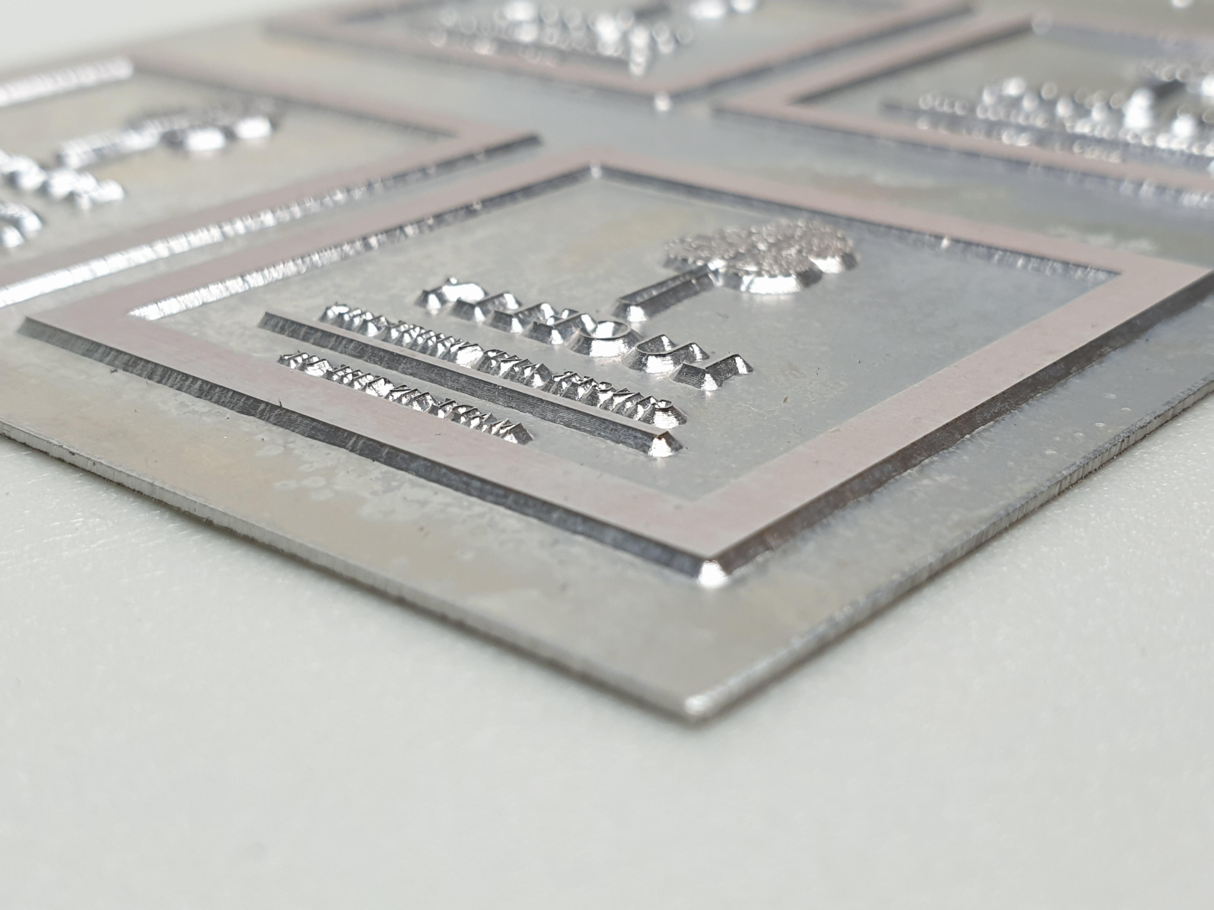 Letterpress Plates - Centurion Graphics