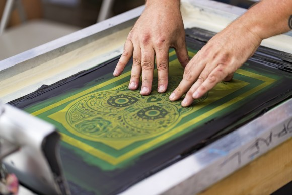 Inkjet Transparency Film Positives used in the process of screen printing