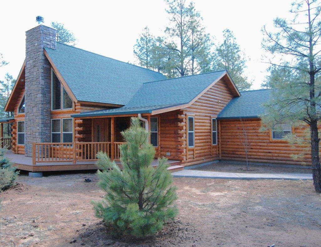Century Cedar Homes- Alpine