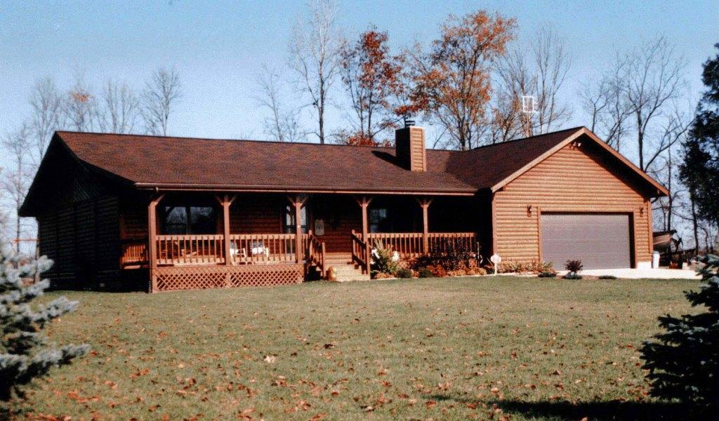 Century Cedar Homes- Garrett