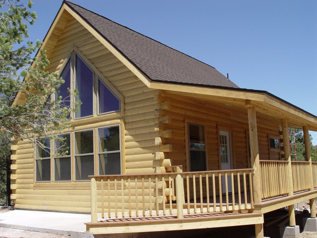 Century Cedar Homes- Holbrook
