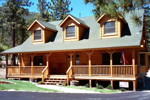 Century Cedar Homes- Pine Mountain