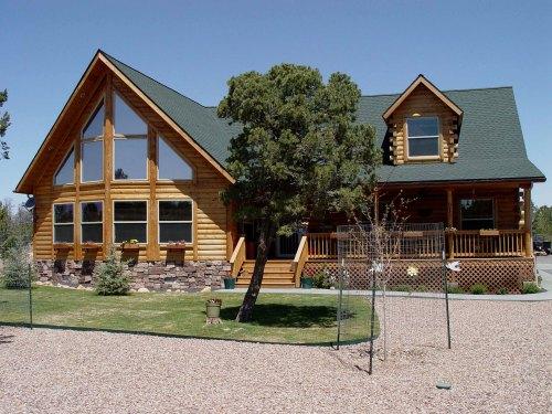 Century Cedar Homes- Pinetop
