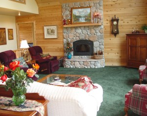 Rough & Ready Living Room