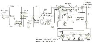 85915 NAPA Battery Charger Parts