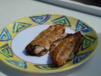 Mackerel Cooked
