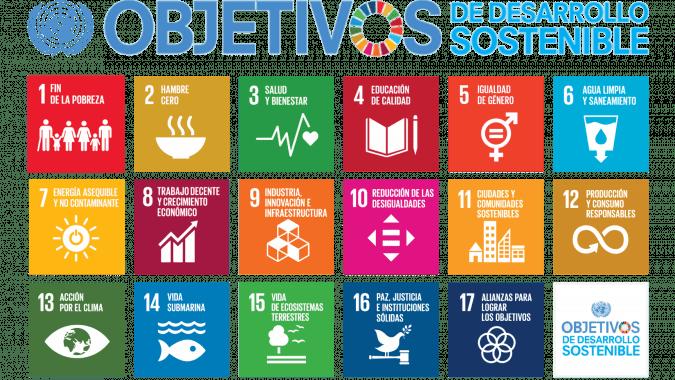 Resultado de imagen para objetivos desarrollo sostenible