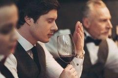 Professional degustation expert in winemaking.