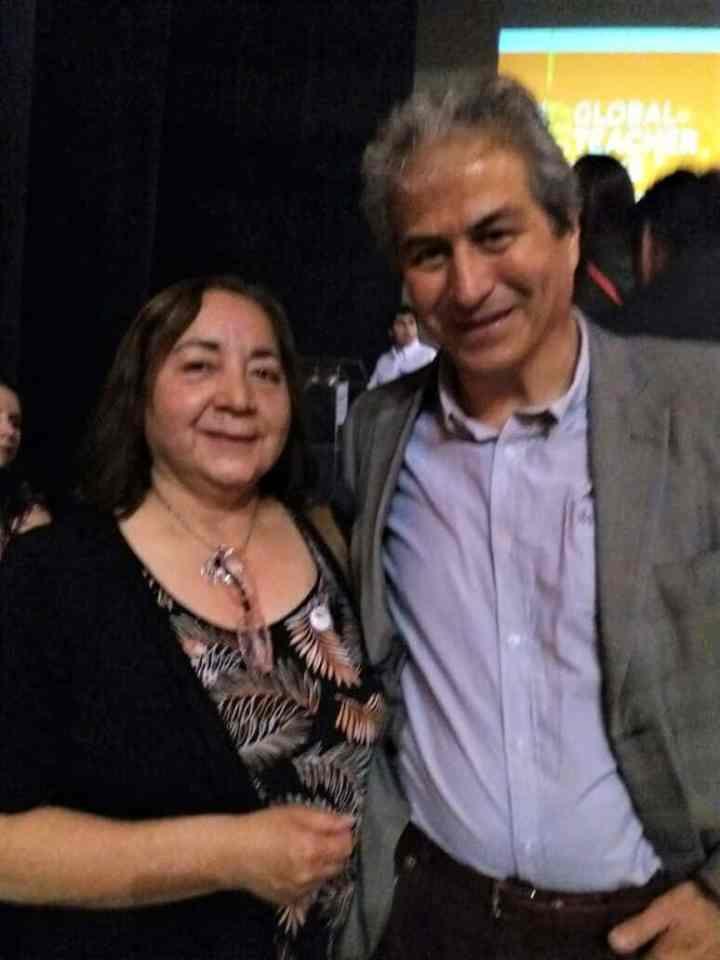 Presidenta del colegio de educadores de párvulo y presidente de colegio de profesores buscan crear alianza