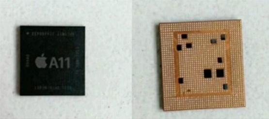 iphone 8 işlemci
