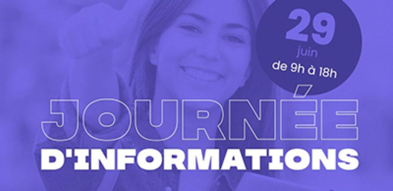 Journée d'informations