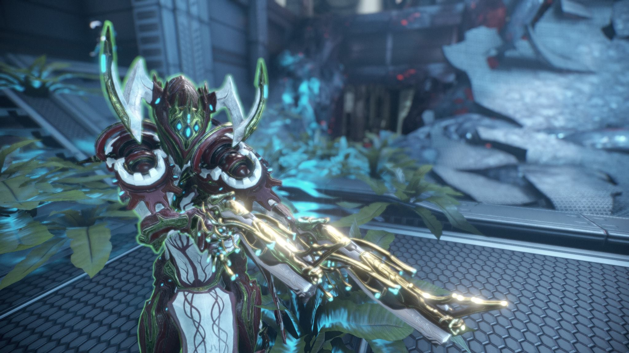 oberon warframe tips