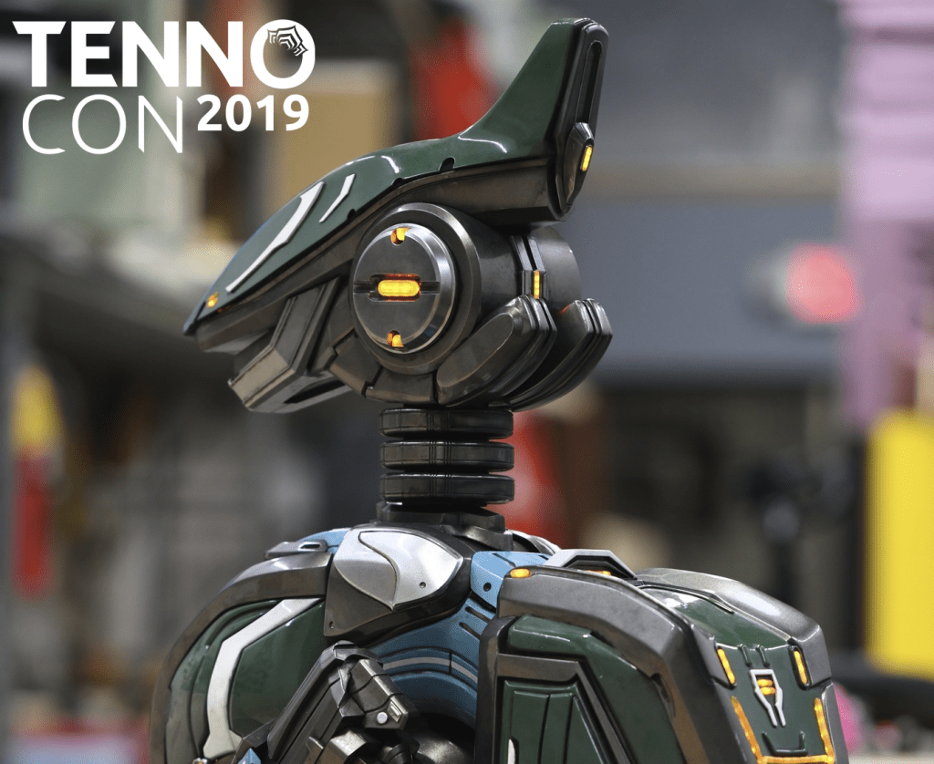 TennoCon 2019 will feature a Museum of props and statues