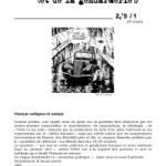 Lettre aux amis de la police 2015-1 (copertina)