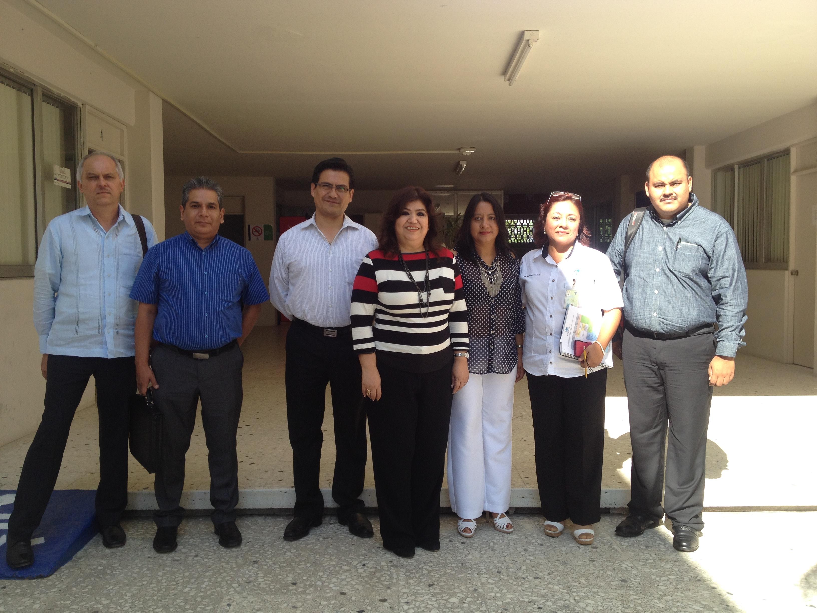 Proceso de reacreditación en Poza Rica, Veracruz