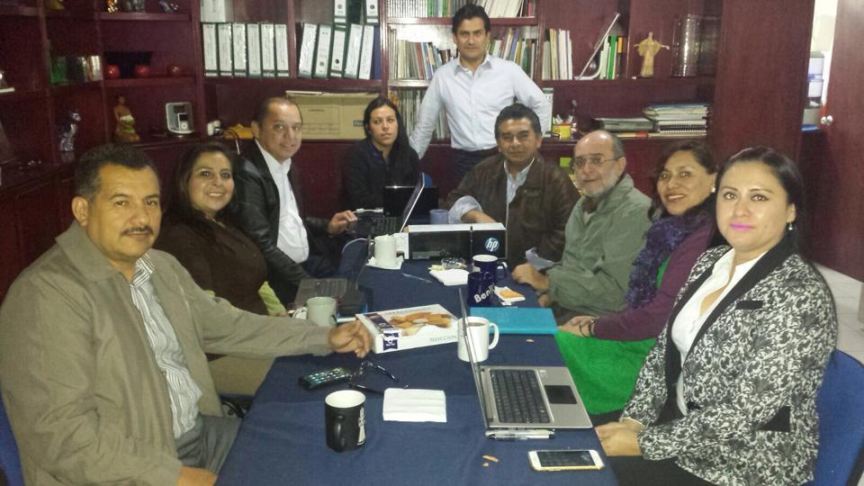 Reunión Comité Directivo y Consejo Técnico