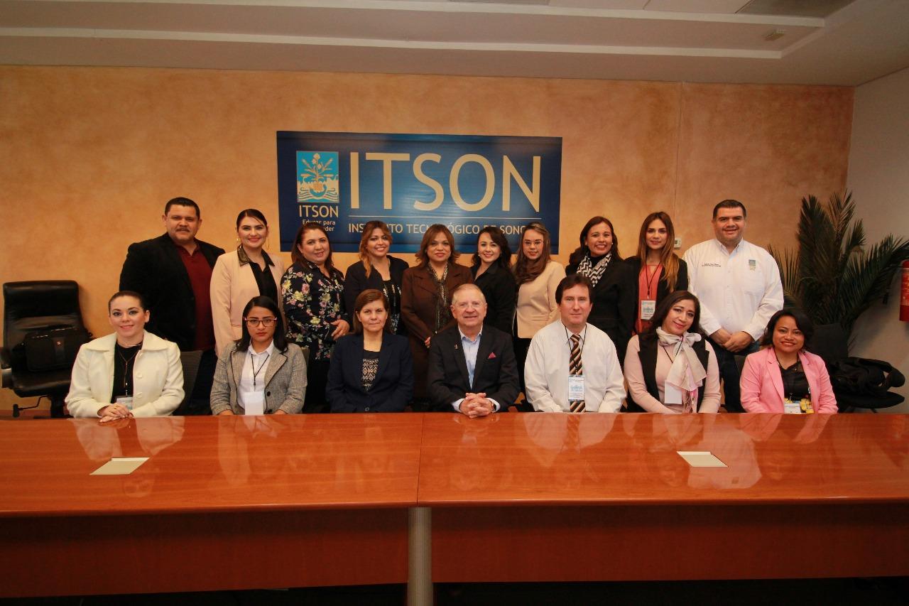 Visita de seguimiento al ITSON