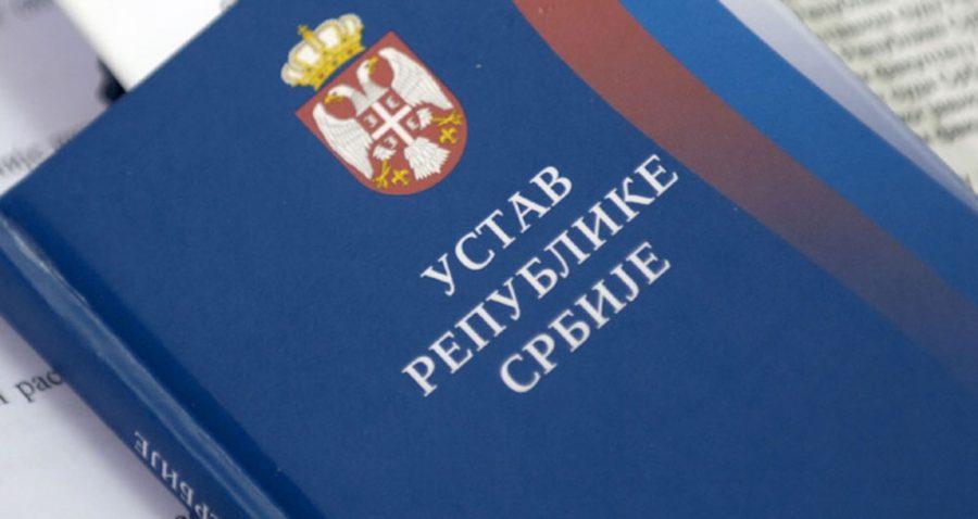 Saopštenje povodom javnog slušanja o promenama Ustava u Narodnoj skupštini