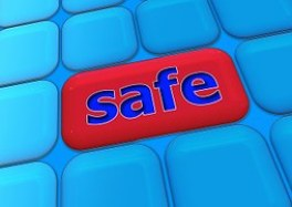 safe button