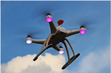 cost of the drones