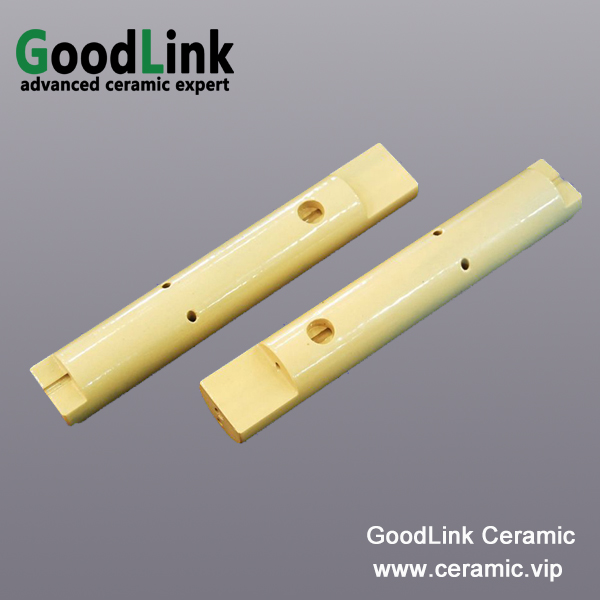 yellow zirconia tube