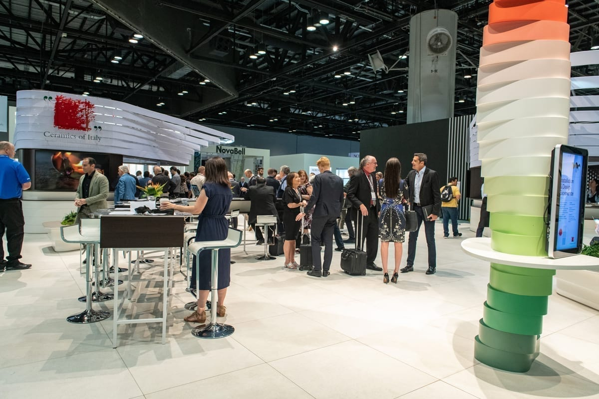 Ceramics Of Italy At Coverings